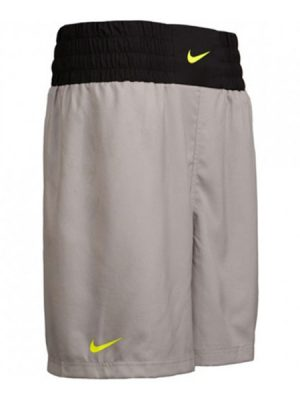 NIKE COMPETITION BOXING SHORT GRAY