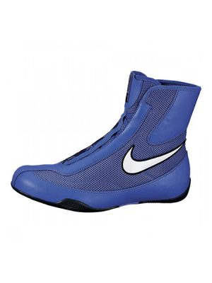БОКСЕРКИ NIKE MACHOMAI MID BLUE