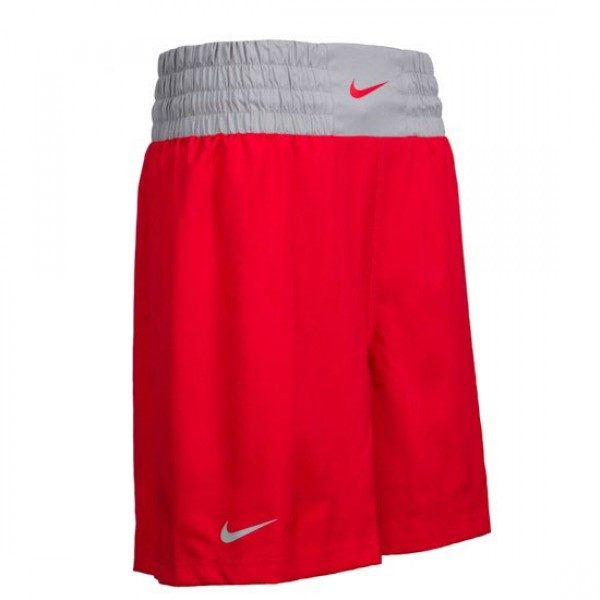 NIKE COMPETITION BOXING SHORT RED