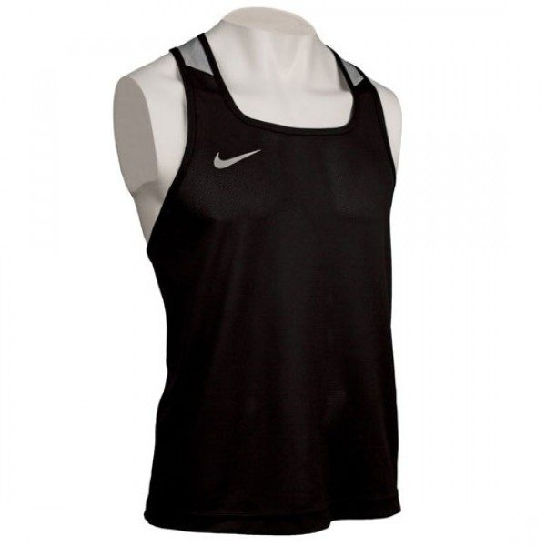 NIKE COMPETITION BOXING TANK BLACK