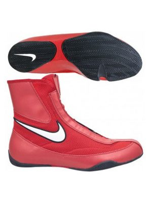 БОКСЕРКИ NIKE MACHOMAI MID RED