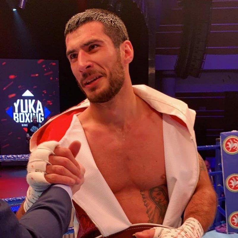 Гор Ерицян — чемпион мира WBO среди молодёжи
