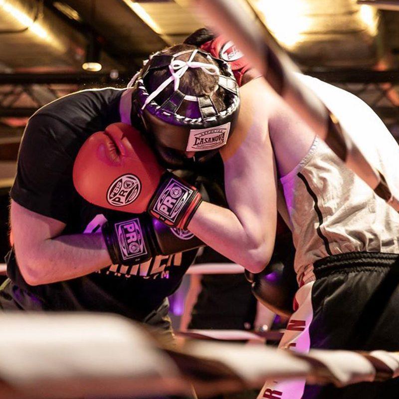 Тренировки по боксу / продвинутый уровень