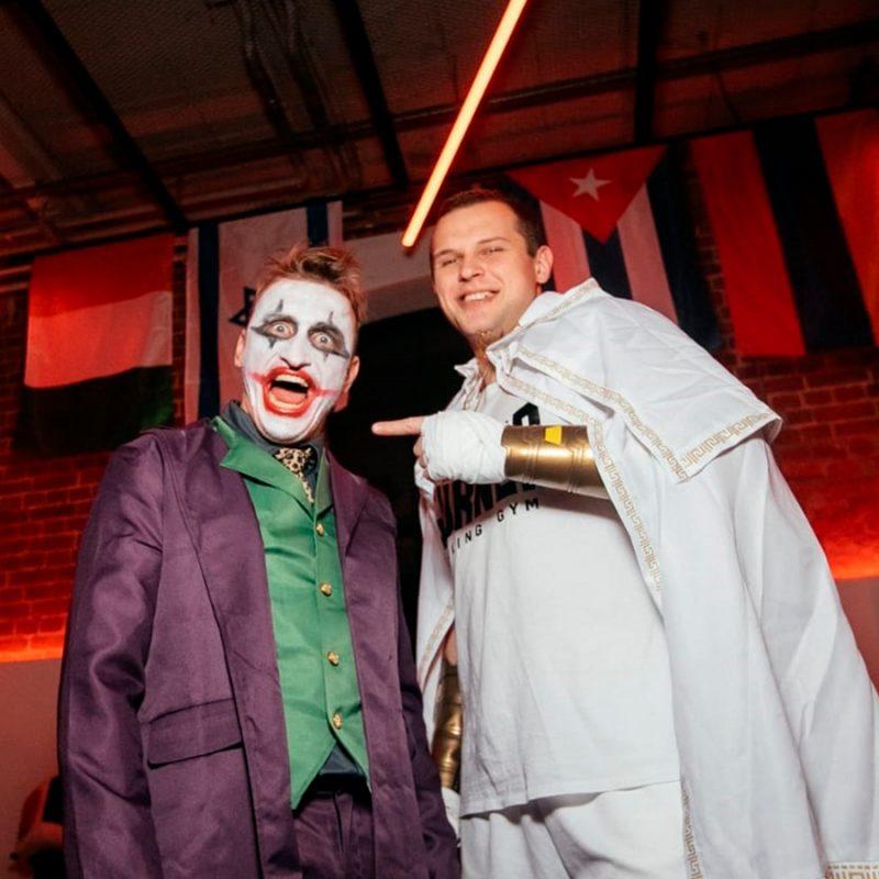 Первый Halloween in The Corner — DONE!