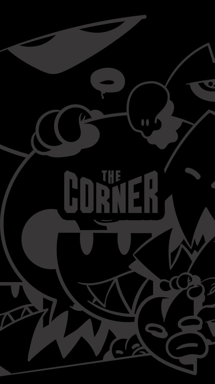 WALLPAPERS THE CORNER x ZAK MINI MONSTER