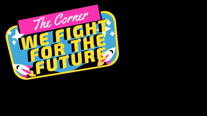 Фоны by The Corner для вечеринки в ZOOM