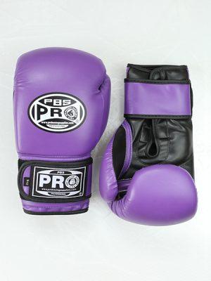 Перчатки Pro Boxing - Фиолетовые