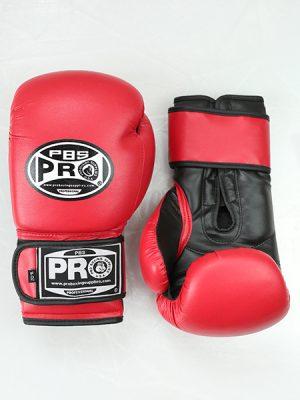 Перчатки Pro Boxing - Красные