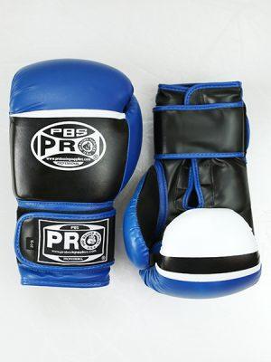 Перчатки Pro Boxing - Синие