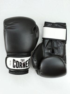 Перчатки The Corner - Чёрные