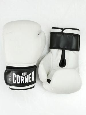 Перчатки The Corner - Белые