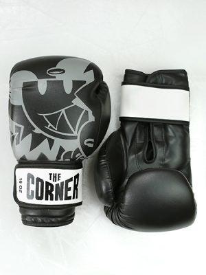 Перчатки The Corner x ZAK - Чёрные